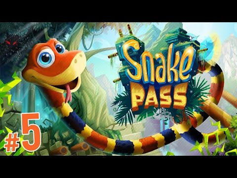 Snake Pass - THE UNIVERSE DIDN'T WANT THIS EPISODE TO EXIST! | PART 5