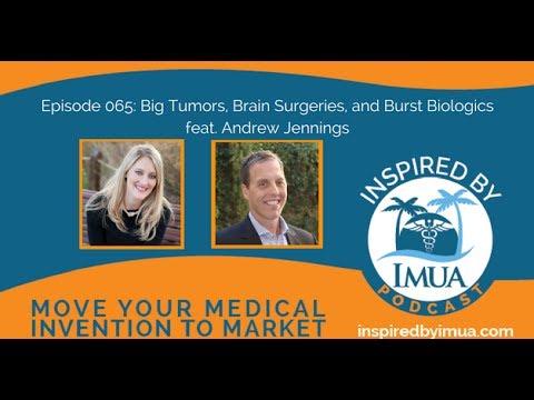 065   Big Tumors, Brain Surgeries and Burst Biologics feat  Aaron Jennings