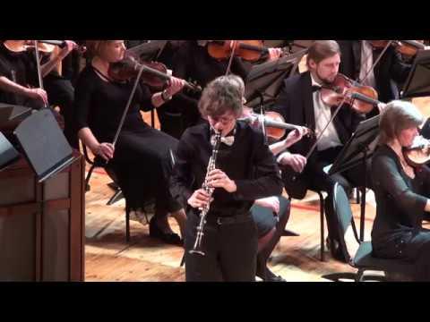 Концерт из цикла «Ступени мастерства» (3 марта 2019 г., 2 отделение)