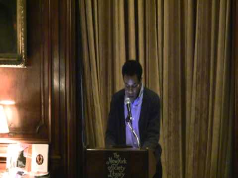 NYSL: Three Poets, Three Voices with Gregory Pardlo, Sarah Plimpton, and Victoria Redel