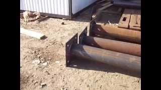 видео производство металлоконструкций