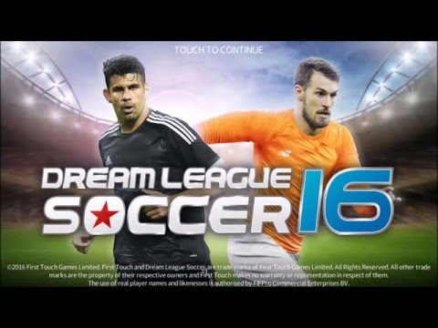 Winning Streak?!? : Dream League Soccer 16 #1
