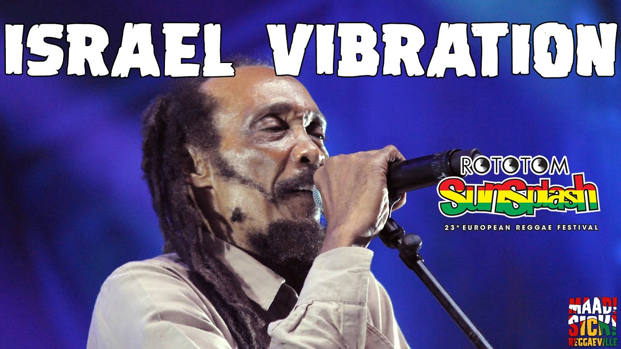 Resultado de imagen de Israel Vibration - Live at Rototom Sunsplash 2016 (Full Concert)
