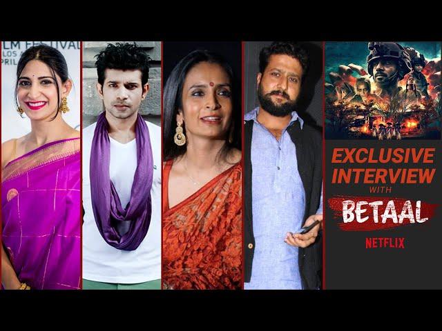 Aahana Kumra Reveals How Shah Rukh Khan Made Betaal A DREAM Come True