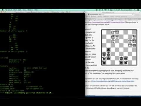 Recomputation Chess Puzzle