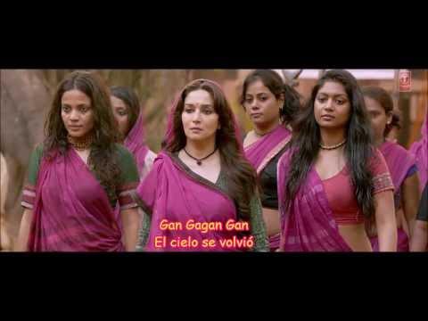 Gulaab Gang Title Song (Sub. español)   Madhuri Dixit - Juhi Chawla