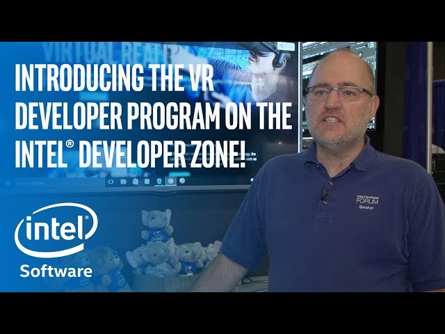 Introducing the VR Developer Program on the Intel Developer Zone! | Intel Software