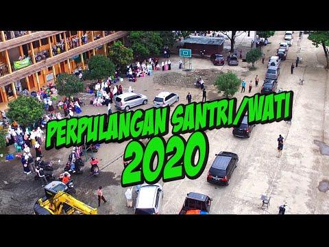 PERPULANGAN SANTRI \u0026 SANTRIWATI 2020