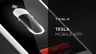 Video Tesla Mobile App Walkthrough download MP3, 3GP, MP4, WEBM, AVI, FLV Mei 2018
