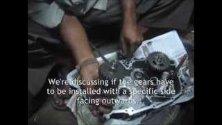 2002 BMW F 650 GS Dakar Complete Engine Assembly - 9-Dec-2009