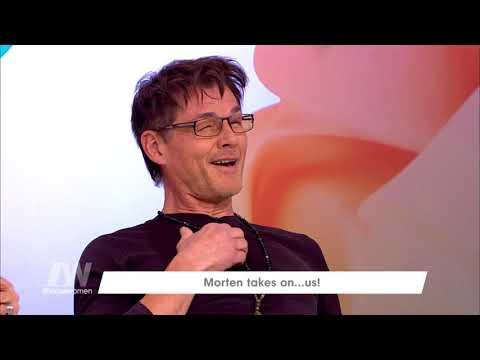 Morten Harket Plays Panda or Penguin | Loose Women