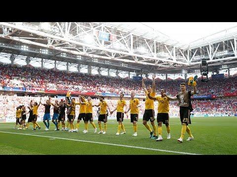 مونديال روسيا: بلجيكا تسحق المنتخب التونسي بخمسة أهداف وتتأهل للدورال 16 …  - 17:21-2018 / 6 / 23