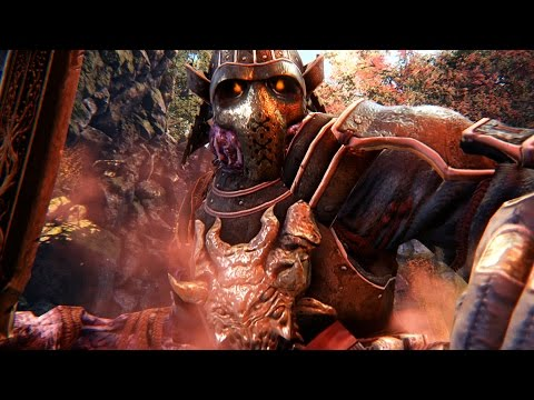 Shadow Warrior 2 : Tutorial boss gameplay
