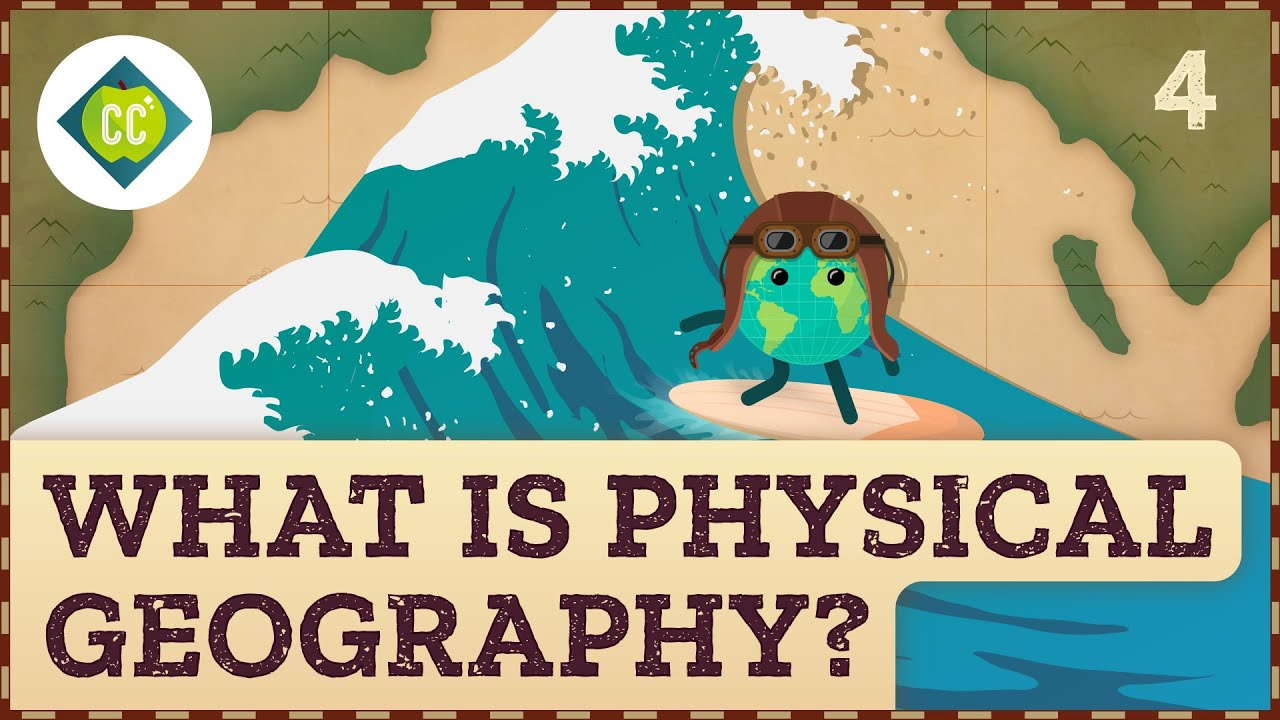 What is physical geography? Logo