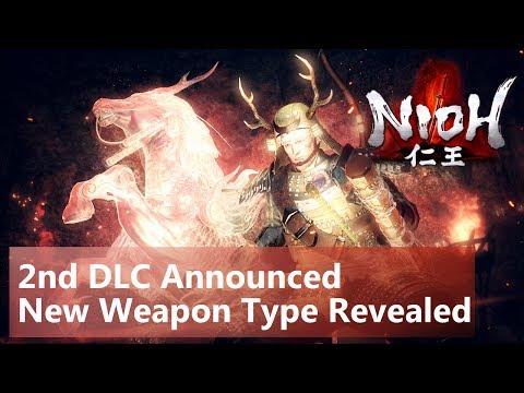 Nioh - Defiant's Honor DLC ANNOUNCED! JULY 25TH!!! TONFA'S?!?