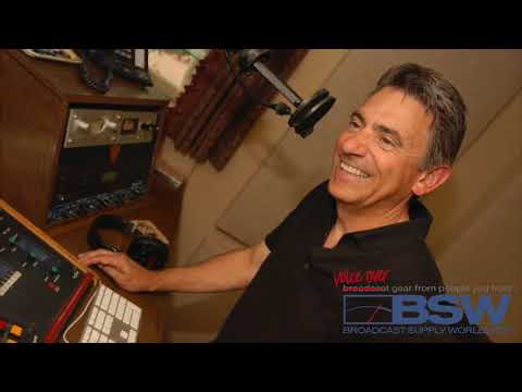 BSW Joe Cipriano Official Voice Over Package