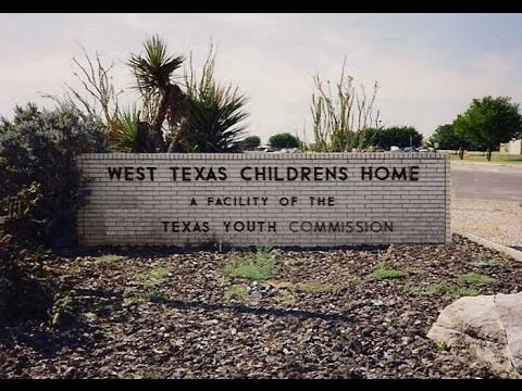 West Texas Children's Home Memories