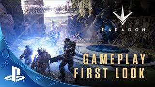 Paragon from Epic Games - Gameplay Trailer | PS4