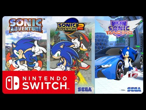 Sonic Adventure 1 & 2 Coming to Switch & Super Sonic Racing Info?! -  Nintendo E3 Rumours Discussion