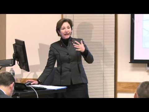 """Stimson Lectures: Anne-Marie Slaughter, """"The Chessboard and the Web"""""""