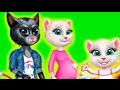 Мультик игра Мой кот и кошечка КИТТИ супермаркет друзья ПОКУПКИ в МАГАЗИНЕ Мульт Котята для детей