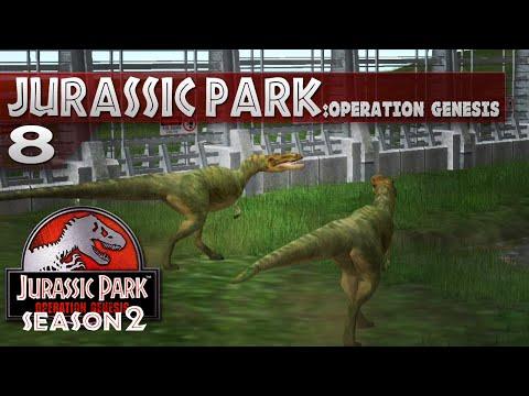 Jurassic Park: Operation Genesis || 8 || Alioramus