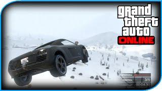 GTA 5 Online - Състезания | Пълна газ по снега