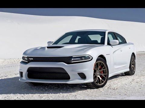 2017 Dodge Charger SRT Hellcat Car Classification