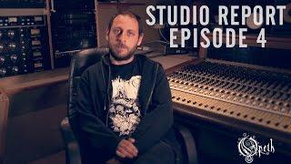 OPETH - Sorceress: Studio Report - Episode 4: Bass Recordings