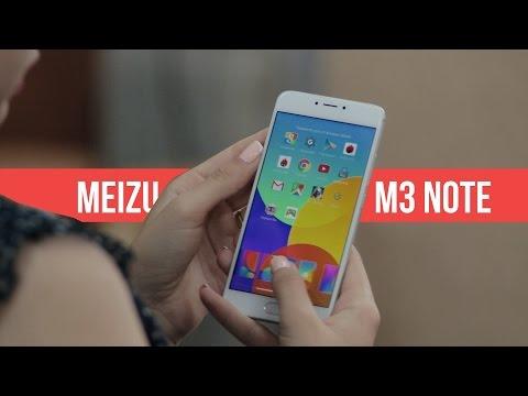 Meizu M3 Note 3/32 Gb: распаковка, первое впечатление, небольшое сравнение с Meizu Pro 5.
