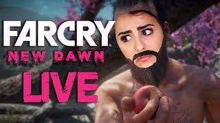 FAR CRY NEW DAWN | LIVE STREAM | DADDY