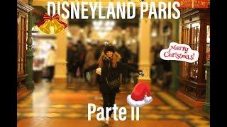 TRAVEL VLOG #3 - FUI À DISNEYLAND PARIS - (PARTE II)