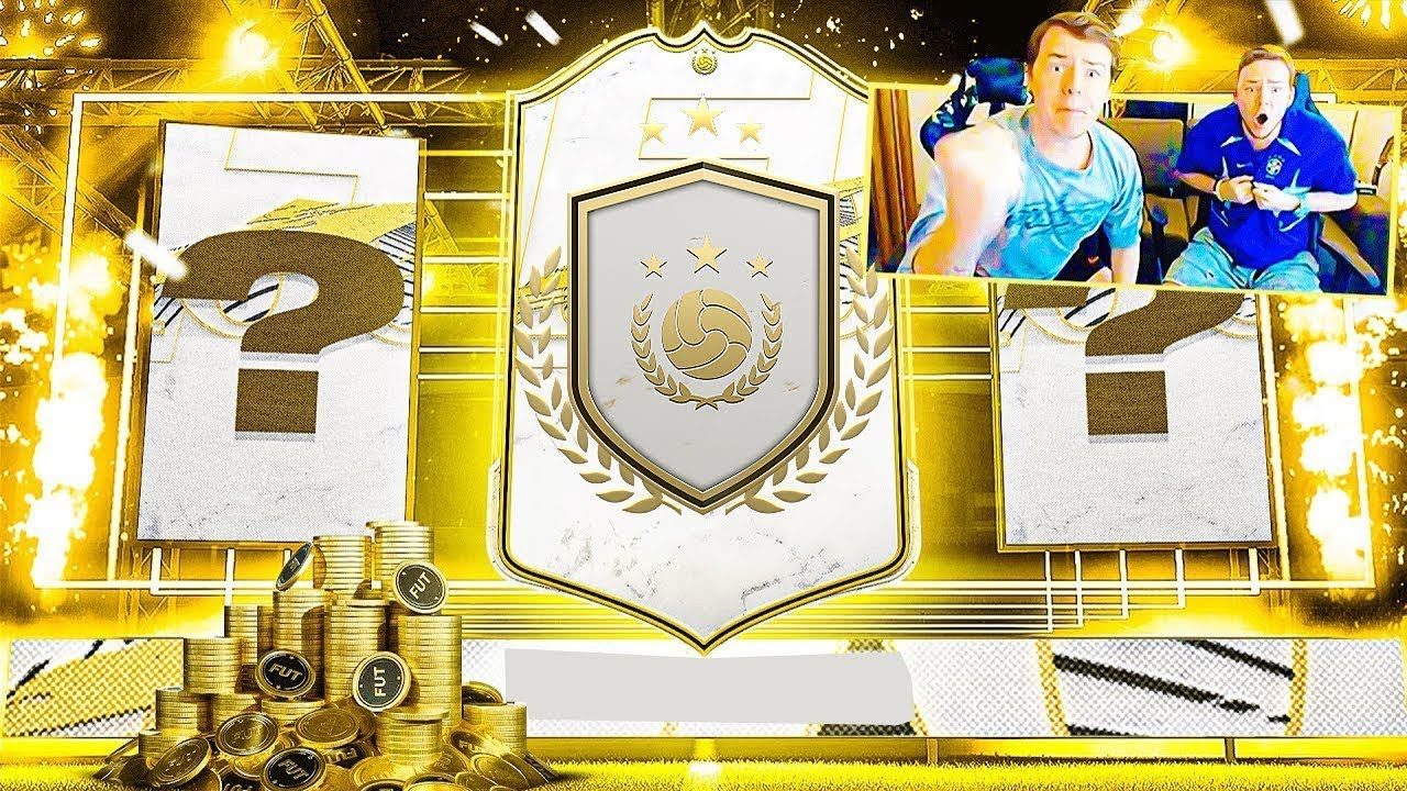 ON OUVRE NOTRE PACK ICONE MOMENTS DES SWAPS & LE PACK 88+ x5... FIFA 21 Ultimate Team avec 0€ #169