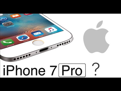 iPhone 7 Pro ? - YouTube