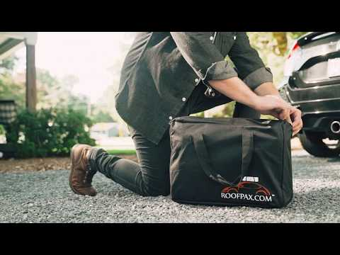 How to Install and Store the RoofPax Roof Bag