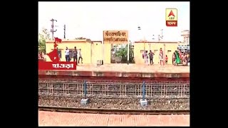 Trains cancelled for foot bridge construction at Santragachi
