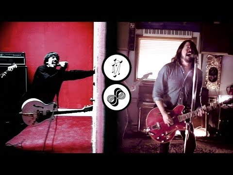 Foo Fighters - Monkey Wrench/The Feast and the Famine (Mashup)