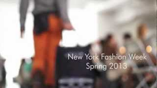 stila/alice and olivia fashion week 2013 Thumbnail