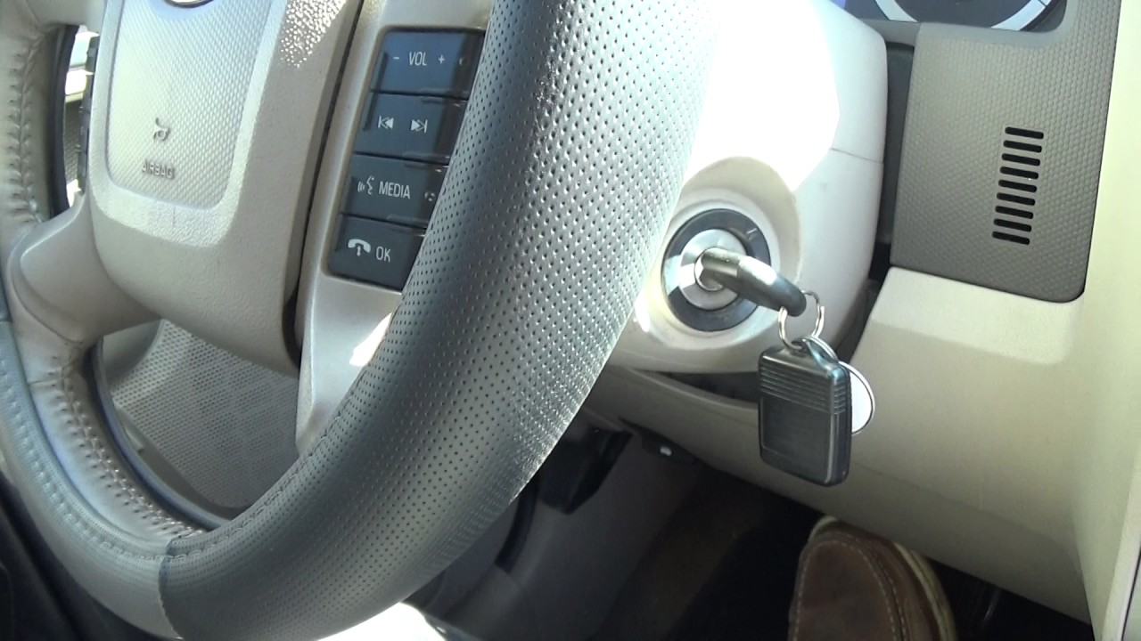 2008 Ford Escape Key Ignition Problems