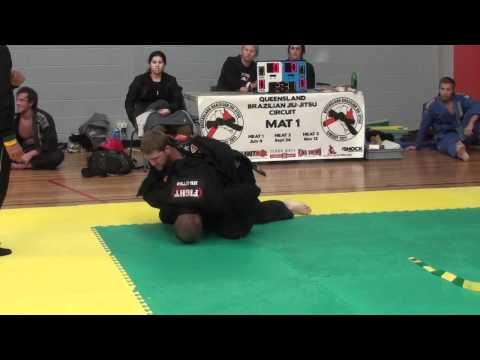 Allan Poppleton Fight Club vs Phillip Sherd Axis