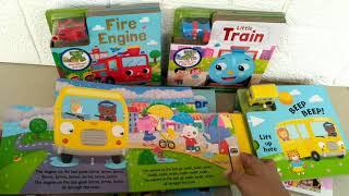 Промо білі 2 Книга judul з доріжки і заводні іграшки
