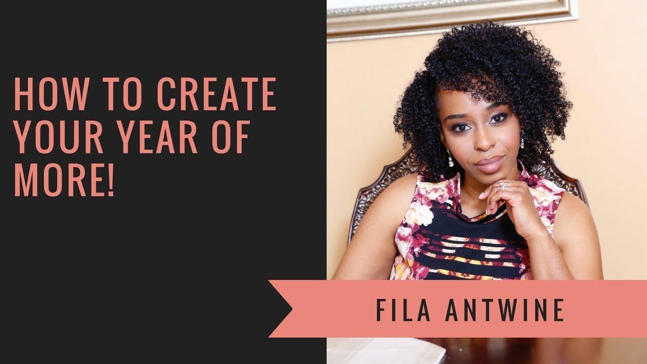 Fila Antwine  - Support is Sexy Mastermind Workshop