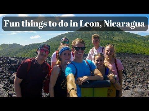 Fun things to do - Leon, Nicaragua