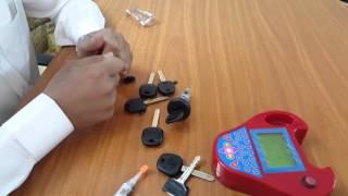 معلومات عن مفاتيح السيارات المشفرة ( الجزء الثالث).