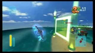 My Sims Sky Heroes - Carrera
