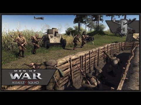 A6M ZERO vs Entire Soviet Army - Valour MoW:AS 2 Invasion of Khalkhin Gol