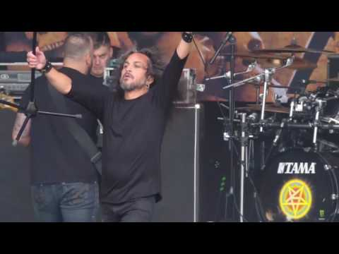 Metal Allegiance -  Into The Void -  Bloodstock 2016