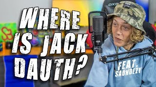 WHERE IS JACK DAUTH? SCOOTER BRAD x SAUNDEZY QnA *Dunkeazy BEEF*