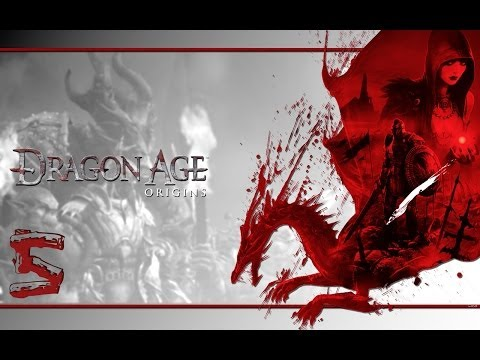 Прохождение Dragon Age: Origins - часть 5:Естественный отбор