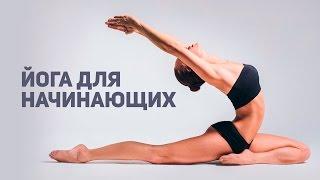 Сурья намаскар: йога для начинающих [Фитнес Подруга]